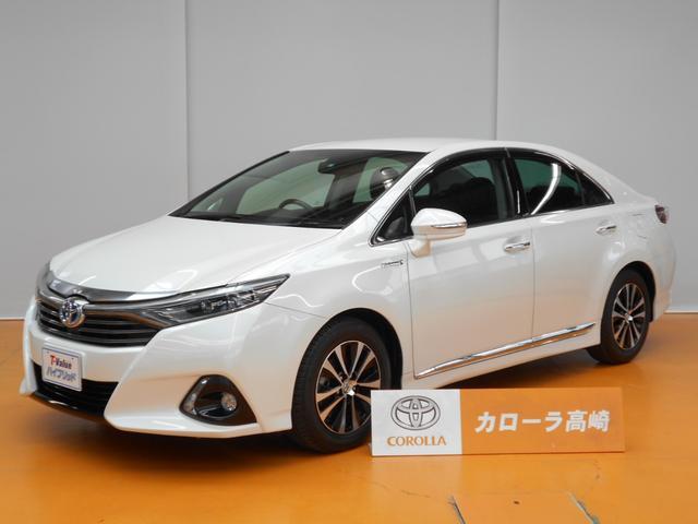 トヨタ G SDナビ フTV バックM LED 電動シート ETC