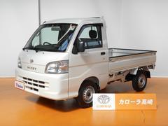 ハイゼットトラックエアコン・パワステ スペシャル  4WD  3速オートマ車