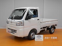 ハイゼットトラックスタンダード 農用スペシャル 5速マニュアル 4WD