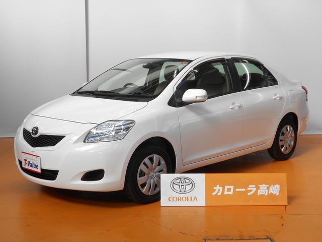 トヨタ X CD キーレス 2エアバッグ CVT車