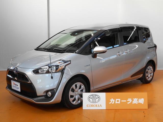 トヨタ ハイブリッドG トヨタSS-C SDナビ ワTV バックM