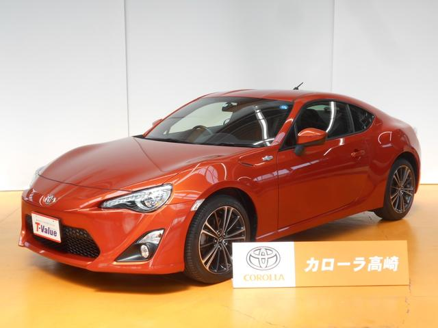 トヨタ GT 6速マニュアル SDナビ フTV バックM ETC