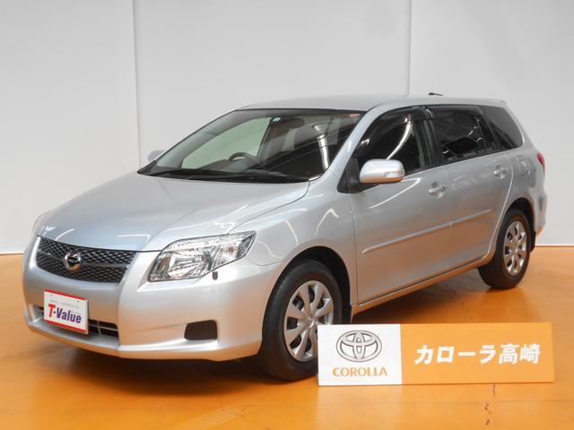 トヨタ 1.5X Gエディション プッシュスタート イモビ CD