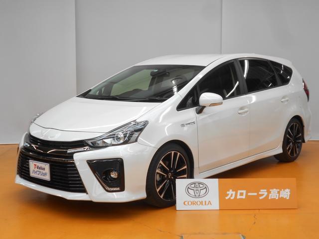 トヨタ Sツーリングセレクション・G's SDナビ フTV バックM