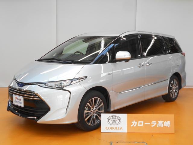 トヨタ アエラス プレミアム-G 4WD トヨタSS-C SDナビ
