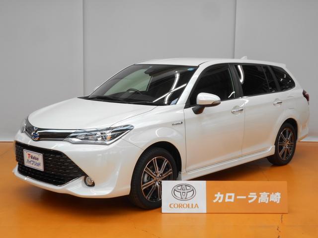 トヨタ ハイブリッドG WXB トヨタSS-C SDナビ フTV