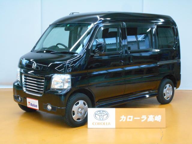 ホンダ G 4WD 5速マニュアル SDナビ ワTV 両側スライド