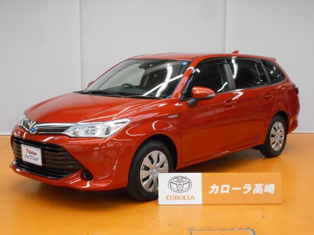 トヨタ ハイブリッドG トヨタSS-C SDナビ フTV バックM