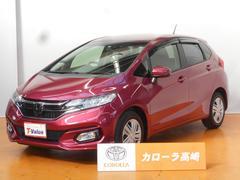 フィット13G・L ホンダセンシング SDナビ フTV バックM