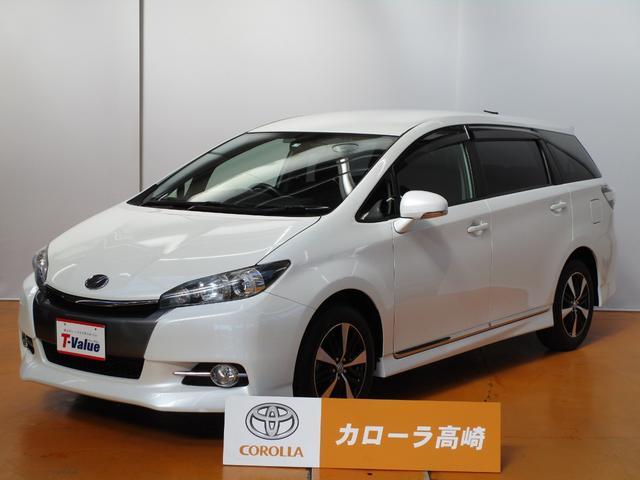 トヨタ 1.8S SDナビ フTV バックM ETC HID イモビ