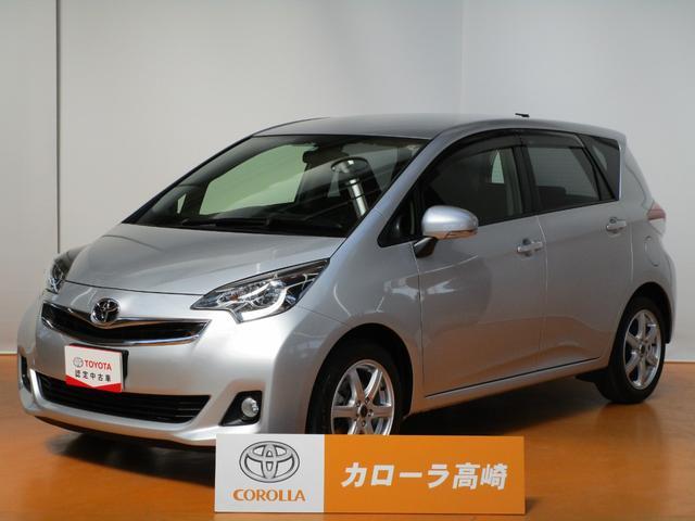 トヨタ ラクティス G プライムスタイル SDナビ フTV バックM クルーズC