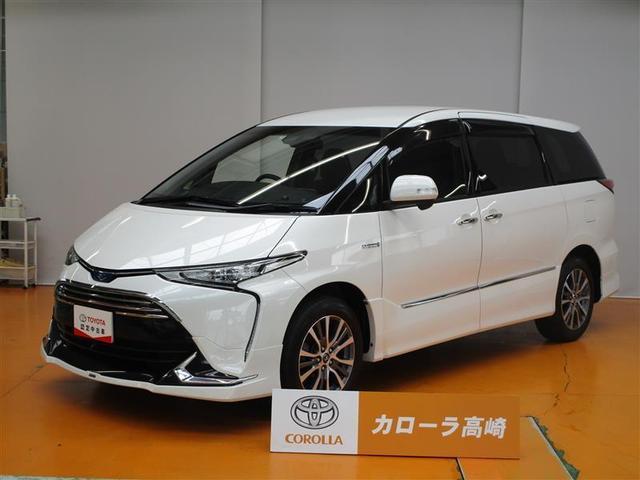 トヨタ アエラス TSS-C Tコネクトナビ フTV ドラレコ