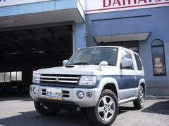 パジェロミニアクティブフィールドエディション4WD 地デジナビ ETC