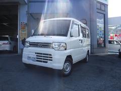 ミニキャブバンCLハイルーフ 4WD CD付 タイヤ4本新品交換