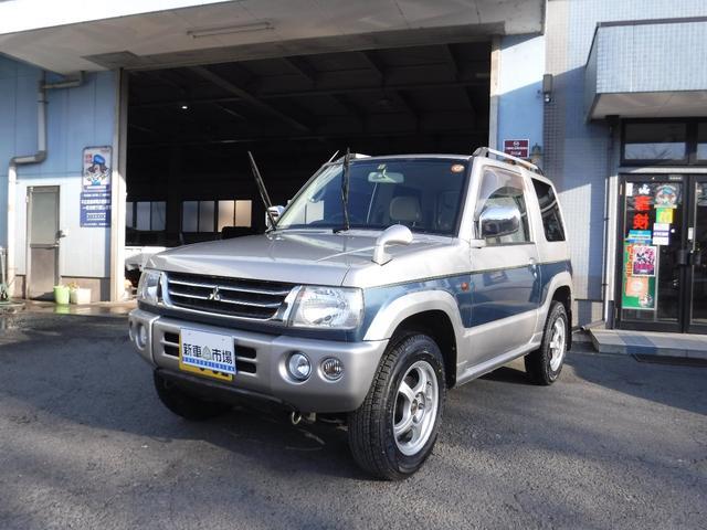 三菱 サウンドビートエディションXR 純正アルミあり 4WD