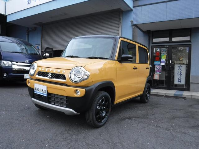 スズキ タフワイルド 地デジナビ 届出済み未使用車特別仕様車