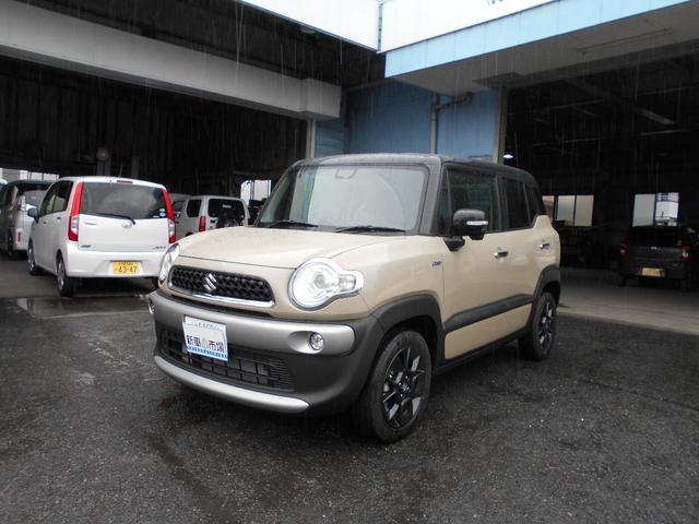 「スズキ」「クロスビー」「SUV・クロカン」「栃木県」の中古車