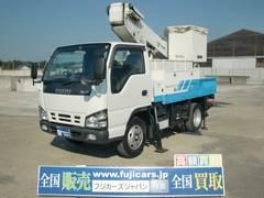 エルフトラック高所作業車 電工仕様 9.9メートル NOx・PM適合車
