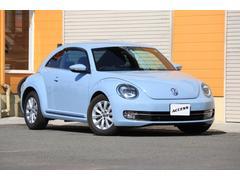 VW ザ・ビートルデザイン ワンオーナー 純正ナビ ビルトインETC