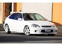 シビックタイプR X ワンオーナー 車高調
