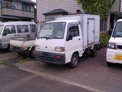 サンバートラック冷凍冷蔵車 5速マニュアル