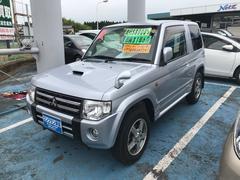 パジェロミニVR 軽自動車 4WD 整備付 AT 保証付 エアコン