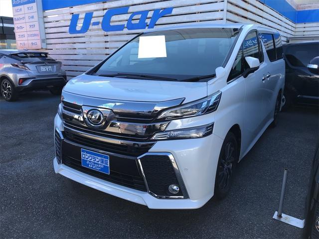 トヨタ 2.5Z 両側自動ドア ETC イモビライザー 3列シート スマートキ-
