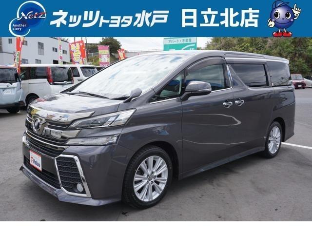 トヨタ 2.5Z Aエディション 9インチナビ新品タイヤ交換済