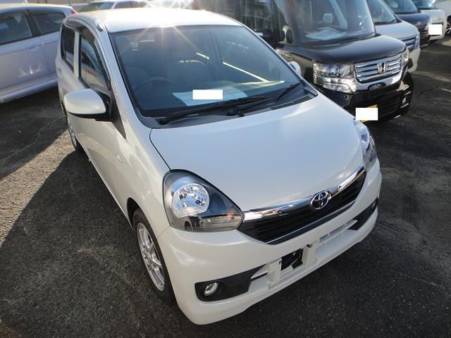 「トヨタ」「ピクシスエポック」「軽自動車」「茨城県」の中古車