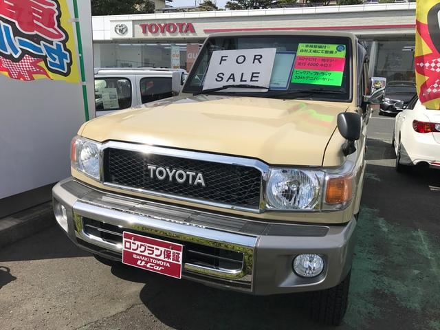 トヨタ ピックアップ ABS メモリーナビ CD 4WD