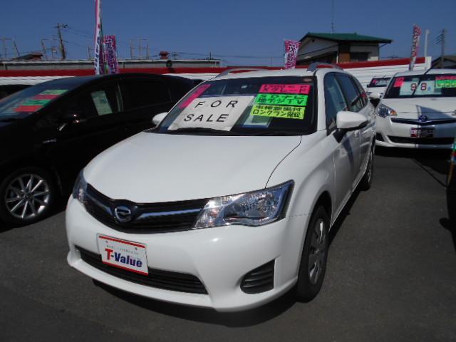 トヨタ 1.5X ABS メモリーナビ CD 4WD ETC