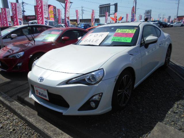 トヨタ GT 純正アルミ SDナビ ETC バックモニター