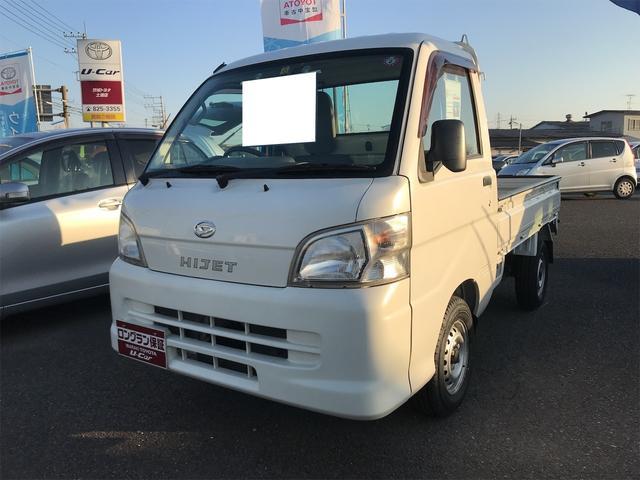 ダイハツ ハイゼットトラック エアコン・パワステ スペシャル 4WD AC MT 修復歴無