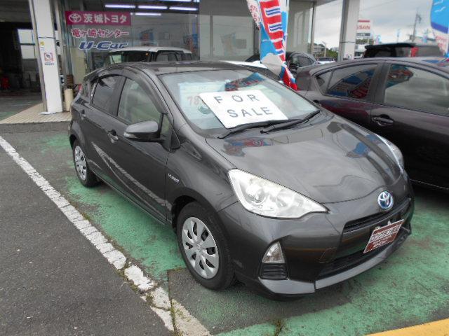 トヨタ S SDナビ ETC Bモニタ