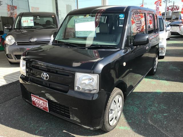 トヨタ L ナビ 軽自動車 ETC ブラックマイカメタリック