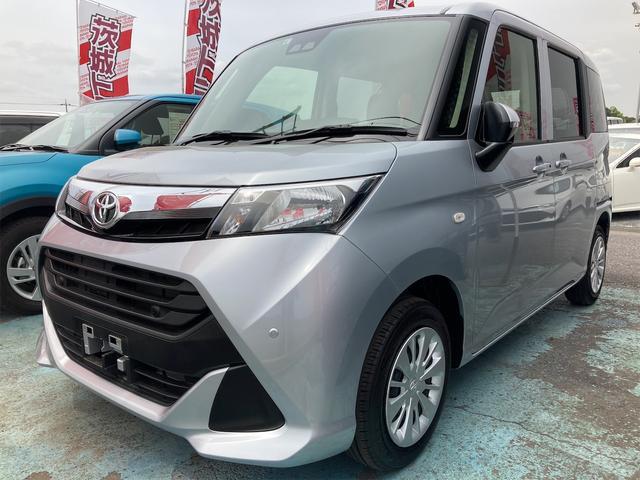 トヨタ タンク X S オートライト クリアランスソナー ETC インテリキー