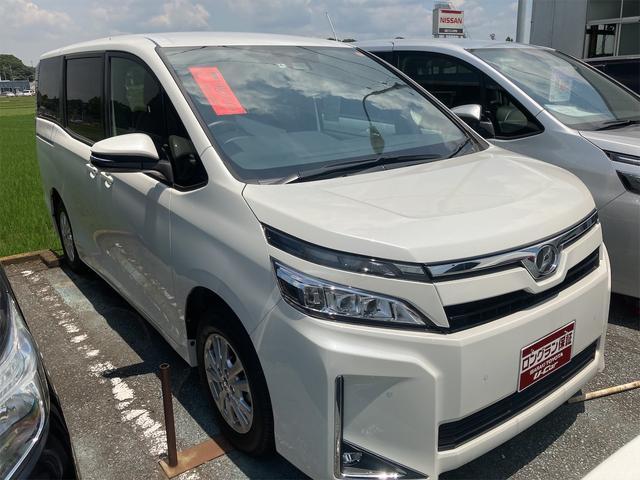 トヨタ ヴォクシー V サポカー LEDライト クルコン レーンアシスト ETC アイドリングストップ