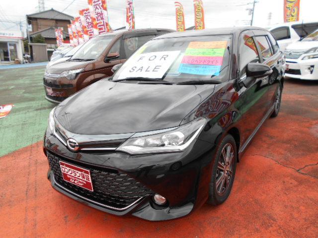 トヨタ 1.5G SDナビ Bモニ LEDライト