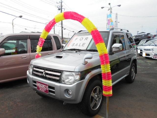 三菱 エクシード 4WD メモリナビ ETC