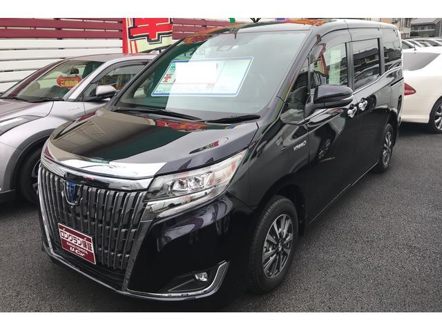 トヨタ ハイブリッドGi メモリナビ・Bモニタ・ETC