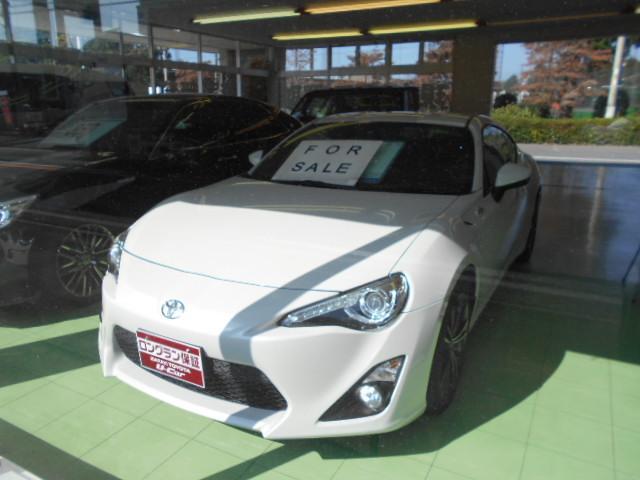 トヨタ GT 純正アルミ