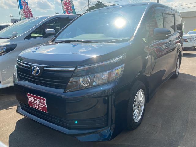 トヨタ ハイブリッドX 両自動ドア Sキー バックM LEDヘッド ETC