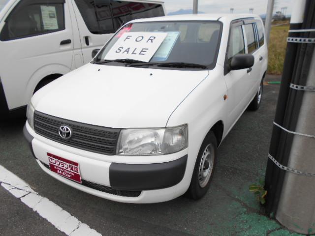 トヨタ DX-C ホワイト 走行100000km 車検整備付き