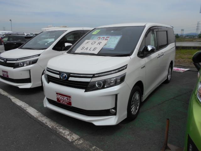 トヨタ ハイブリッドV パワースライドドア HDDナビ Bモニタ