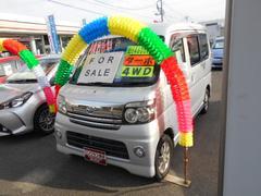 アトレーワゴンカスタムターボRS 4WD ターボ