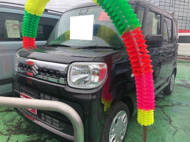 スペーシア ハイブリッドX LEDヘッドランプ シートヒーター レーンアシスト スマートキー