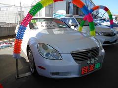 ソアラ純正アルミ DVDナビ ワンオーナー ETC オープンカー