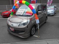 ソリオX 純正アルミ メモリーナビ バックモニター