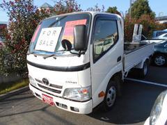 ダイナトラック標準デッキ フルジャストロー 1.5t 2WD MT