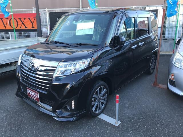 トヨタ カスタムG-T 両側自動ドア 衝突軽減システム ABS LEDヘッドライト